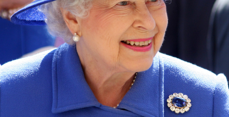 Queen Elizabeth II And Prince Philip, Duke of Edinburgh Visit Cambridge