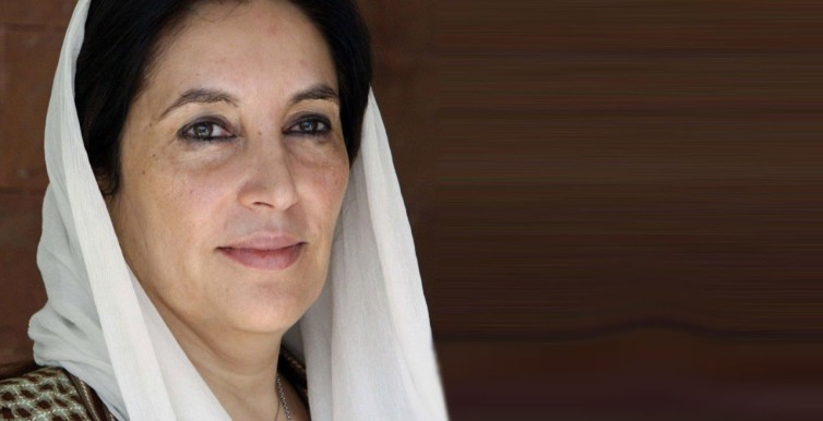 Benazir Bhutto Pakistani Politician_30910