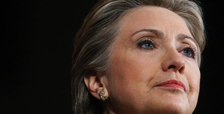 Clinton Attends